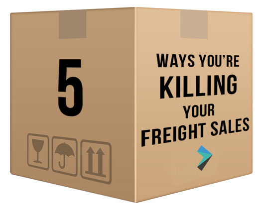 Improve your freight sales!