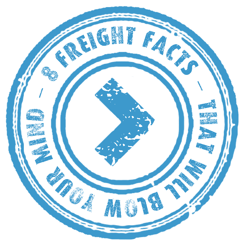 8 freight fact - stamp