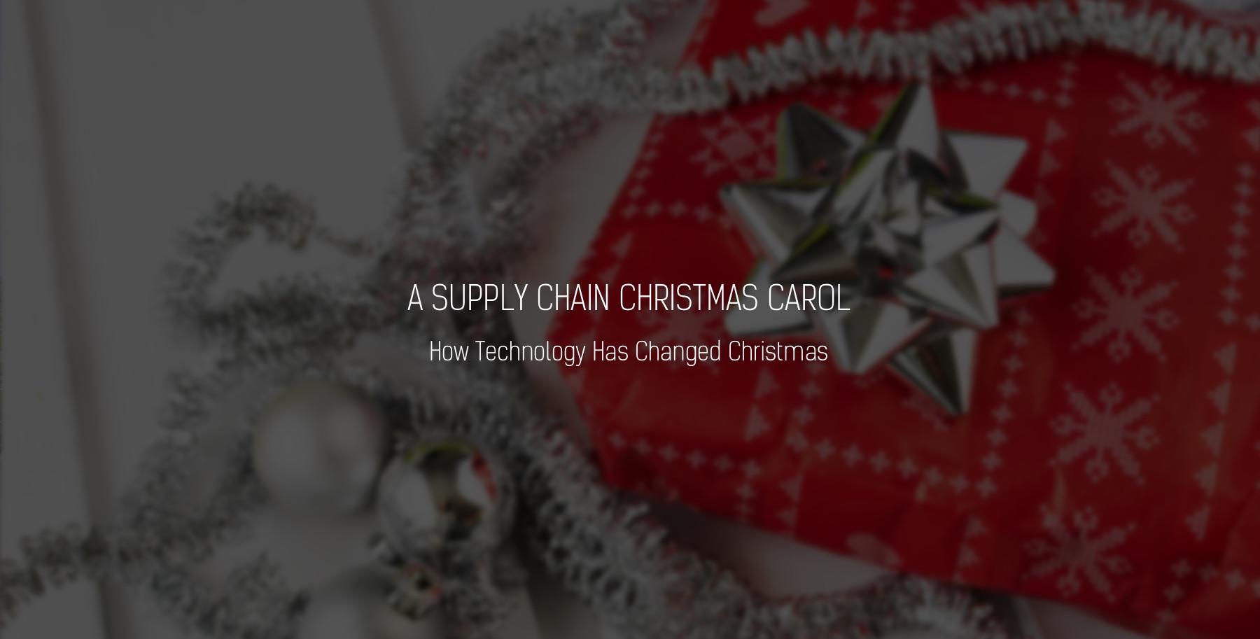 Christmas Blog Header