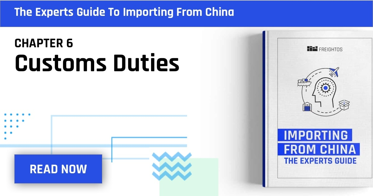 Import & Customs Duties & Charges | Freightos