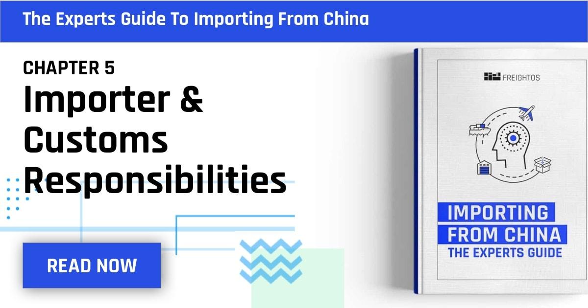 Importer & Customs Responsibilities | Freightos