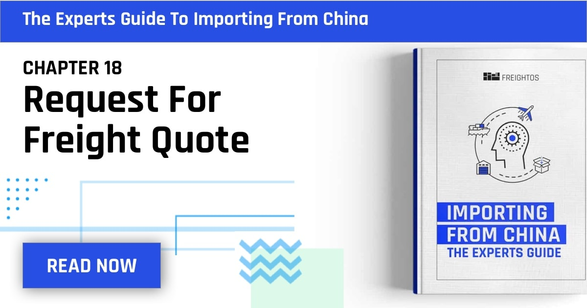Freight Quote Fascinating Requesting A Freight Quote Freightos