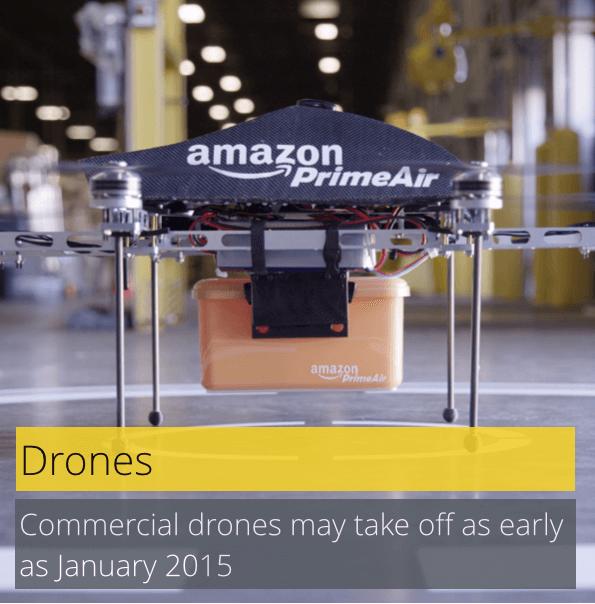 Drone proliferation