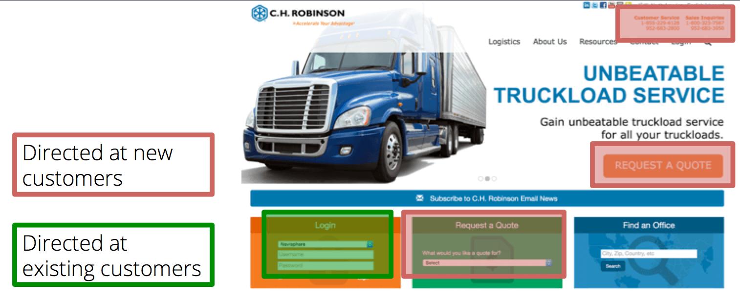 Guide: Improving online sales for logistic provider's websites - Blog