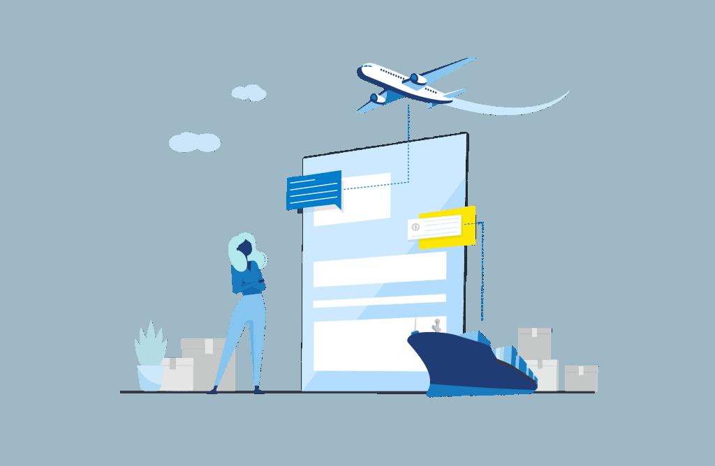 Multimodal logistics